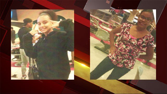 Pictures of missing juveniles reported by Metro. (Courtesy: LVMPD)
