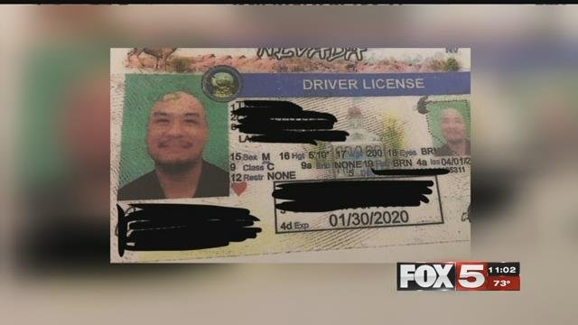 An elderly man's identity was stolen and his credit card information was accessed using the postal service.