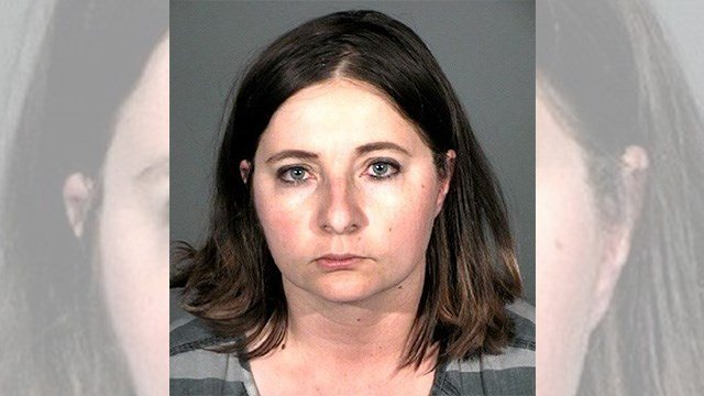 Victoria Morrison (Source: Carson City Jail)