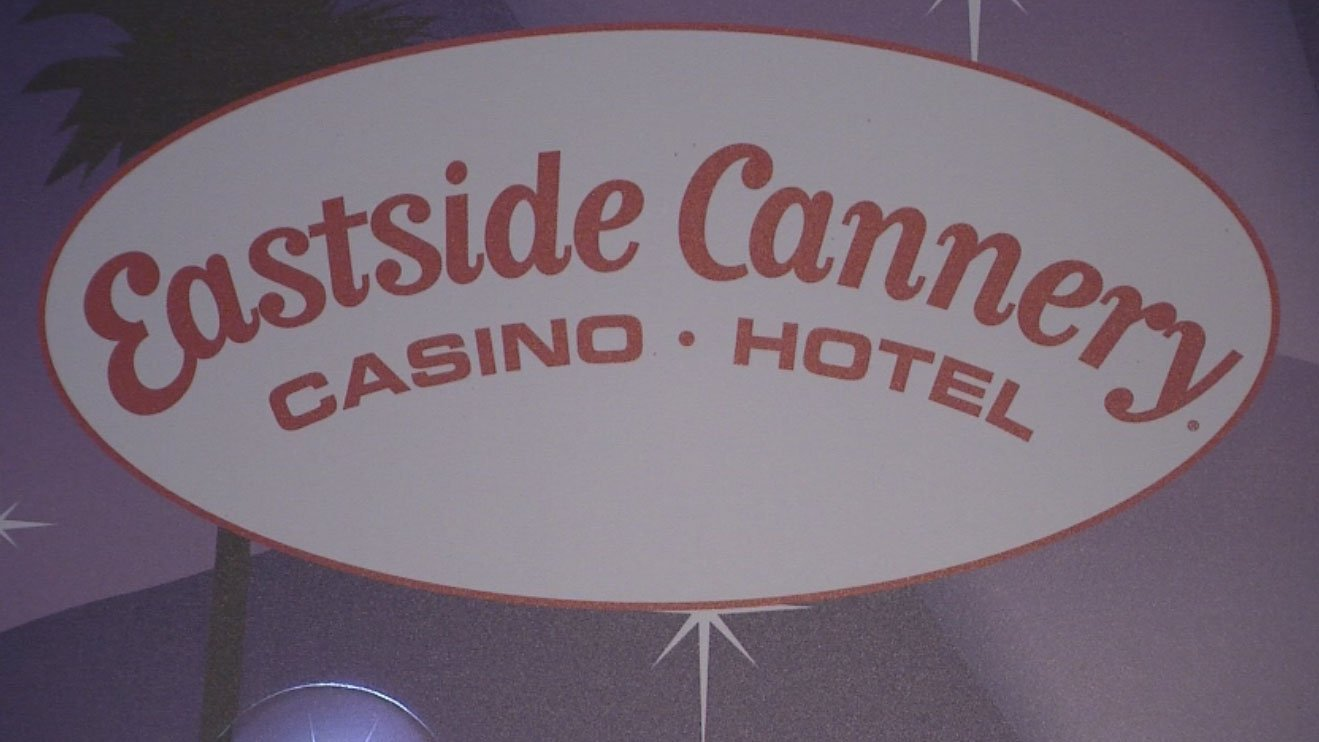 The logo for the Eastside Cannery is shown in an undated image. (FOX5/File)
