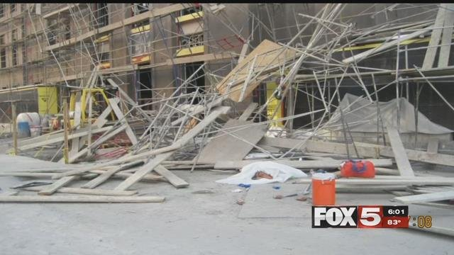 Nevada OSHA is changing its policies after settling a case with the company responsible for an unsafe work site that killed an employee last Aug.  (FOX5)