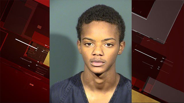 Royal Love-Camp is facing a murder charge after a 20-year-old was killed. (LVMPD)