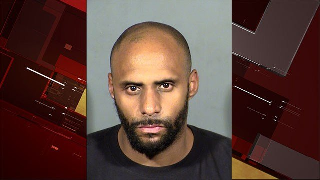 Bobby Brown was charged with sexual assault. (LVMPD)