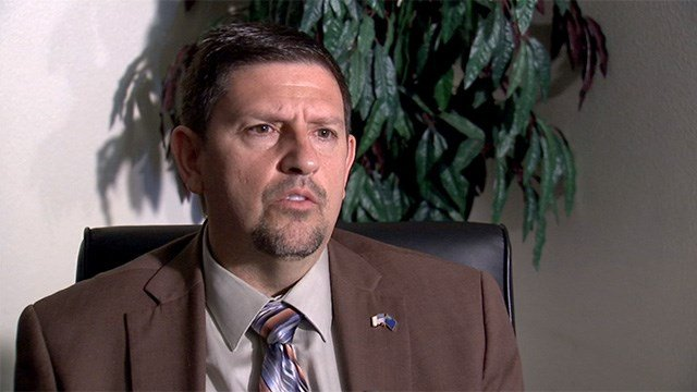 Nevada State Sen. Mark Manendo (FOX5 FILE)