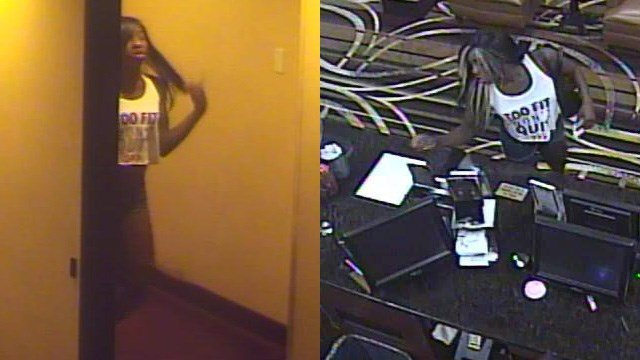 Police released on May 11, 2017, images of a person of interest who is being sought for an 80-year-old man's death. (Source: LVMPD)