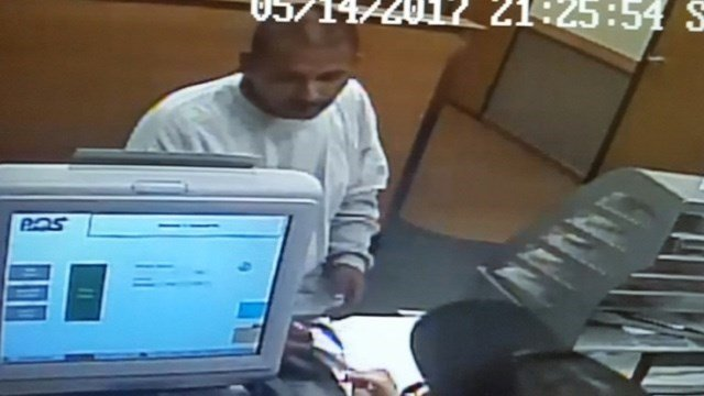 Police are asking for the public's help to find a man wanted for robbery. (LVMPD)
