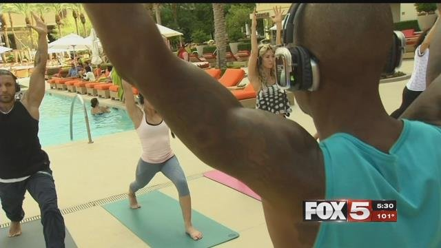 Many are using different methods, outside of exercise to get ready for pool season. (FOX5)
