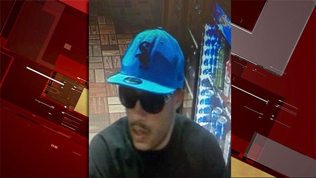 Las Vegas Metro police released a surveillance image of a man who attempted to rob an east Las Vegas store. (LVMPD)