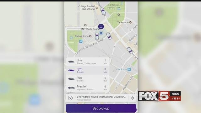 Ride-share companies may be forced to leave Nevada if amendment to bill passes (FOX5).