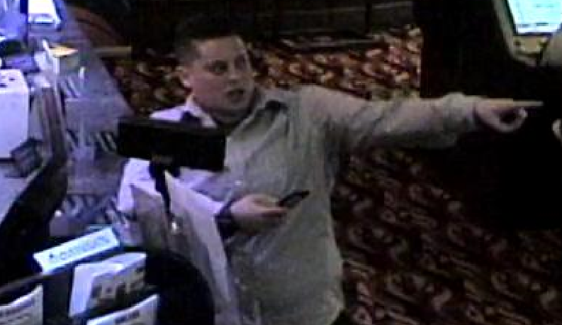 Police are searching for a person of interest in a January murder. (Source: LVMPD)