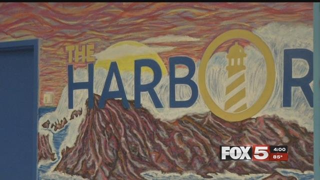 The Harbor helps at-risk kids focus on their goals. (FOX5)