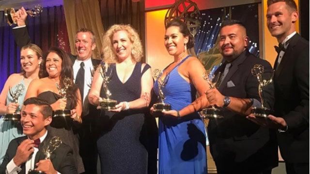 FOX5 Took Home Eight Emmy Awards (FOX5)