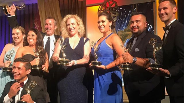 FOX5 Took Home Eight Emmy Awards (FOX5)
