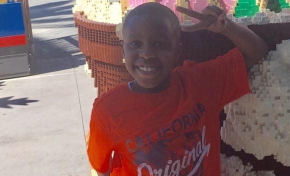 Daquan Bankston drowned after an incident at Cowabunga Bay on June 18. (Source: Jerome Burks / Bankston's family)