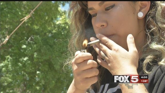 Valley moms said they're looking forward to recreational marijuana being legal to purchase in Las Vegas. (FOX5)