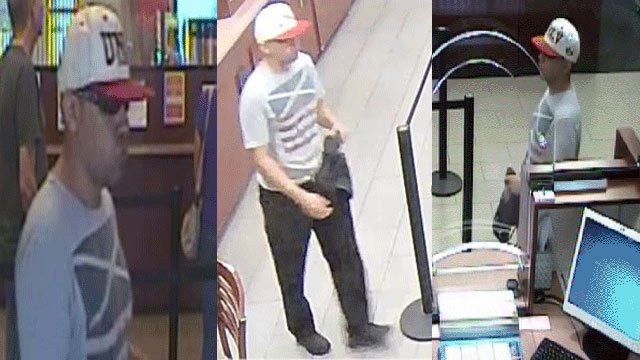 Metro released images of a robbery suspect on June 30, 2017. (Source: LVMPD)