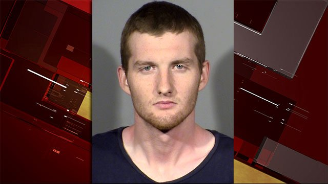 Zachary Drey (Source: LVMPD)