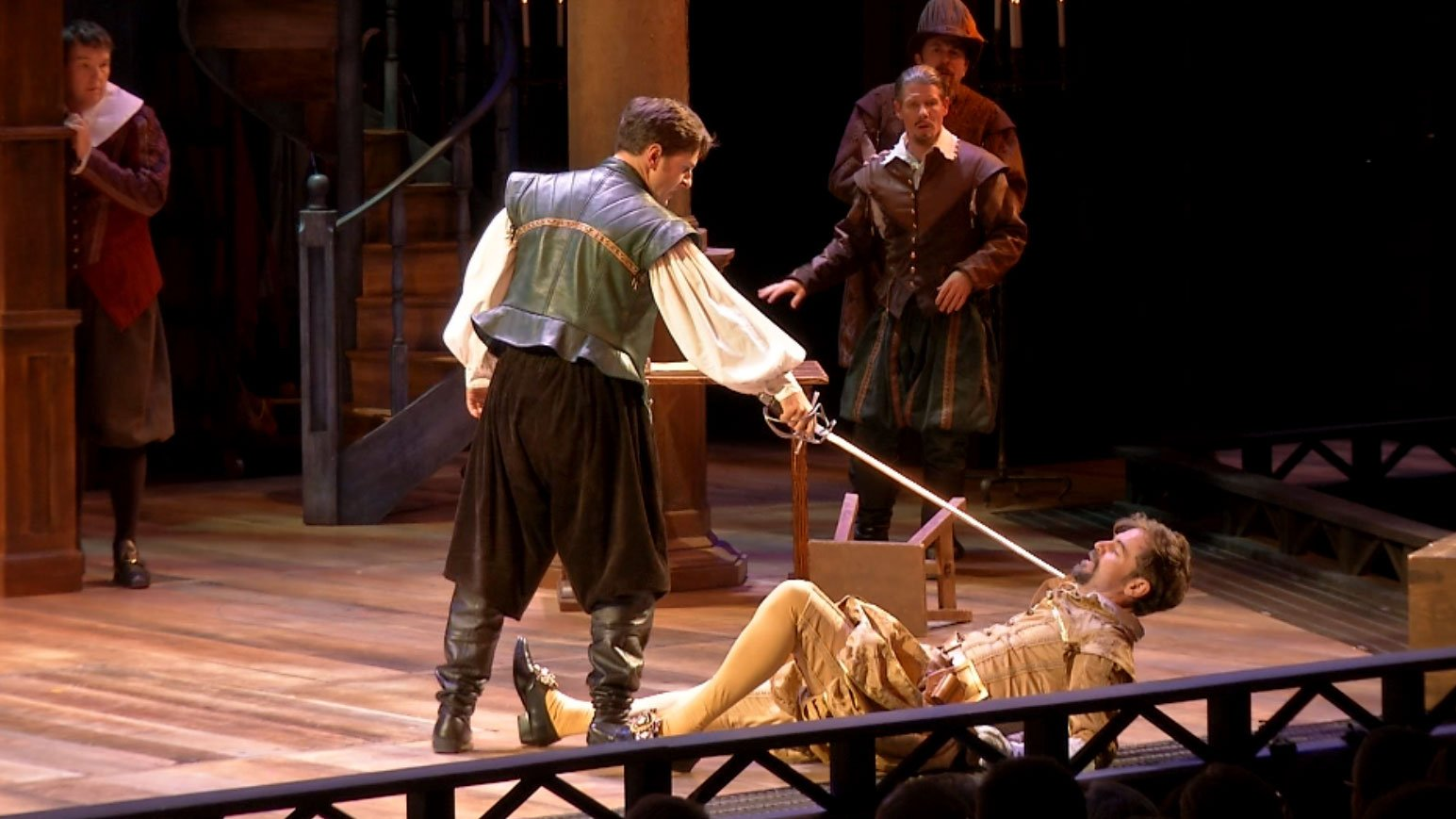 UNLV alumni are amongst the world-class actors taking part in the Utah Shakespeare Festival. (Peter Dawson/FOX5)