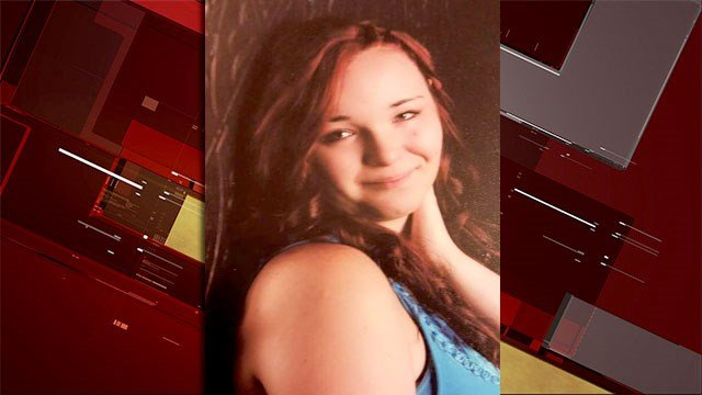 The ashes of Jennifer Harris' daughter were taken from a gym locker. (Source: Jennifer Harris)
