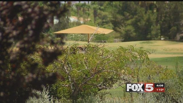 Neighbors were upset about the possibility of Legacy Golf Course closing for good. (FOX5)