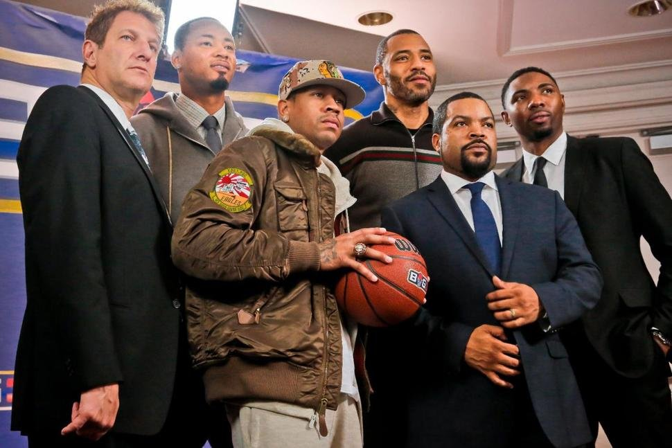 The BIG3 Championship location was moved to MGM Grand Garden Arena. (Photo: Associated Press)