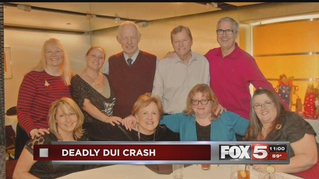 The victim of a deadly DUI crash was a long time legal assistant in Las Vegas.