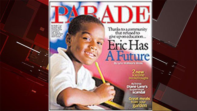 Eric Brooks, a teen murdered in Las Vegas, was on the cover of Parade Magazine on Aug. 27, 2006. (Photo: Parade)