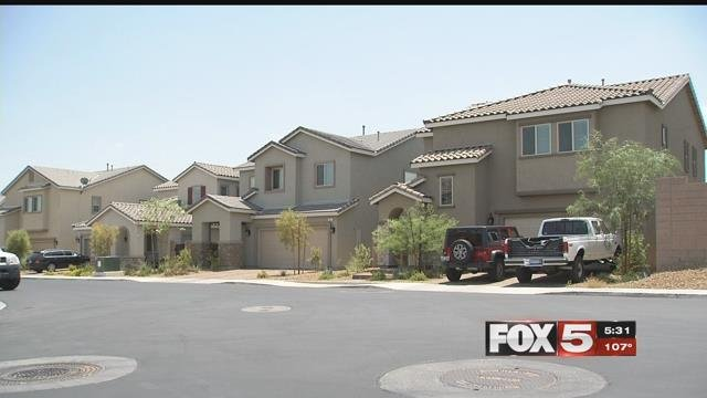 Henderson neighbors said they oppose new business construction. (FOX5)