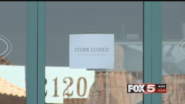 A wedding retailer closed, leaving brides nationwide upset. (FOX5)