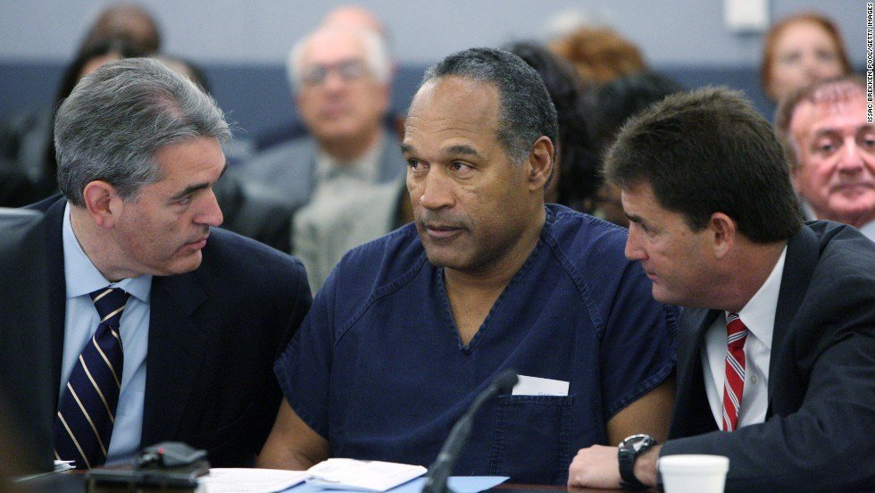 OJ Simpson may have chance at parole for 2007 Nevada armed robbery