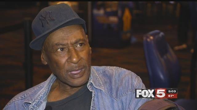 Come Oct., O.J. would be a free man, and Cecil Johnson said he knows what not having that freedom felt like. (FOX5)