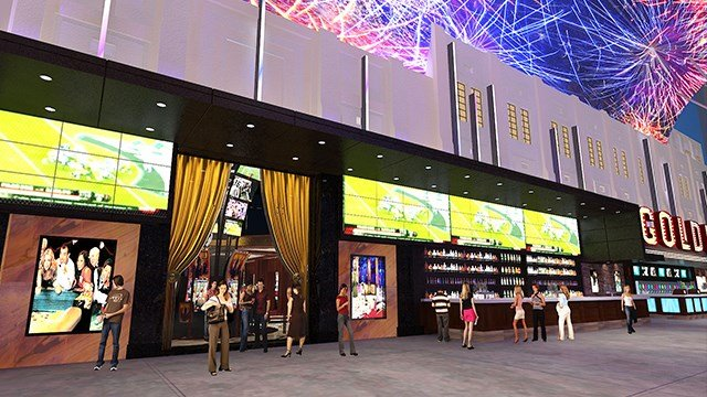 Golden Gate Hotel and Casino has plans for expansion. (Credit: Golden Gate Hotel & Casino)