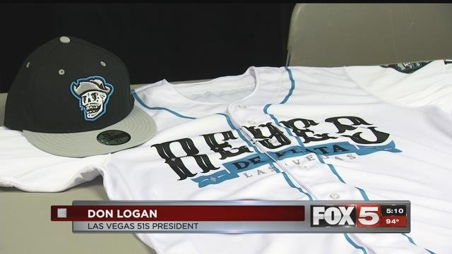 The new 51's logo is displayed on merchandise (FOX5).