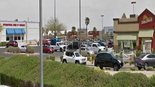 Tropicana Beltway shopping center (Google Maps/FOX5).