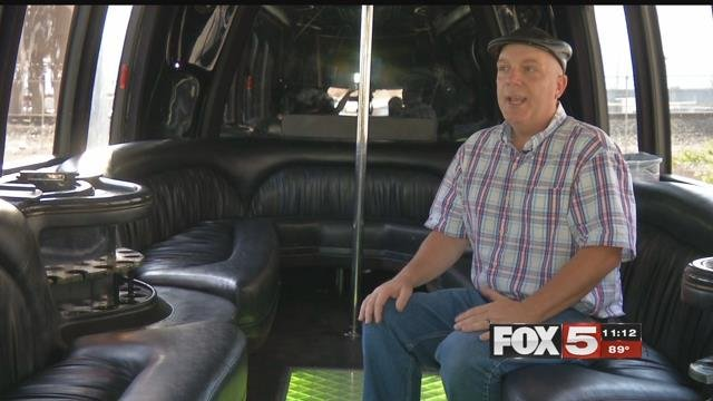 Marijuana tours are on hold because of a Nevada law. (FOX5)