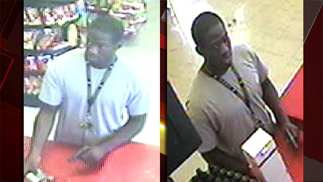 Metro is searching for a robbery suspect. (Source: LVMPD)