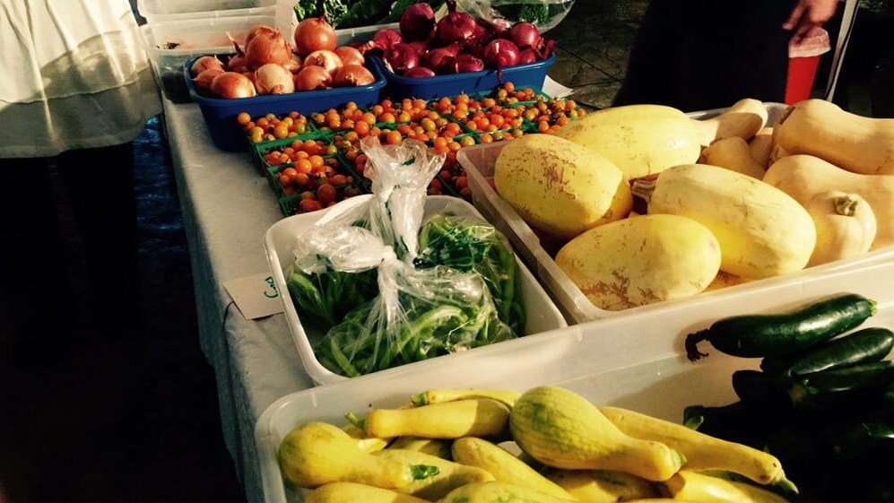 A look at the Connors Farmers Market at The District in Henderson fromYelp Reviews/User Tate J.