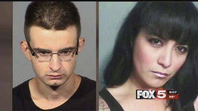 Steven Olsen is charged with murdering Lizzette Schley. (LVMPD)