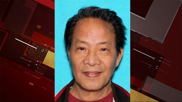 Metro police need the public's help locating 72-year-old Lany Dumloa (LVMPD).