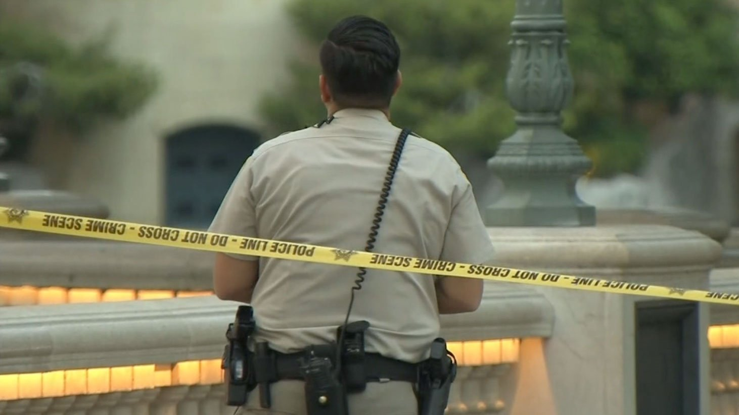 Shooting on Las Vegas Strip stemmed from argument