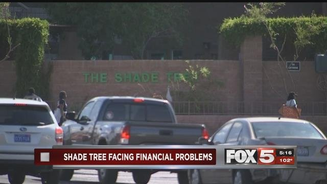 The Shade Tree cuts a program that will eliminate 160 beds (FOX5).