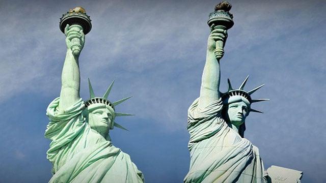 File image of Lady Liberty. (Alyssa Deitsch/FOX5)