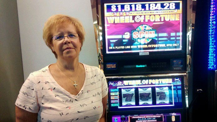 A woman from California won $1.6 million at McCarran Airport. (Source: LASairport/Twitter)