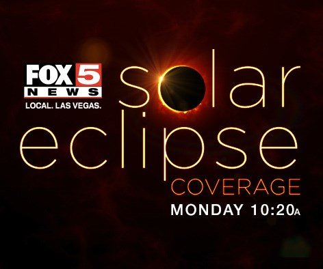 Wear solar specs or make a viewer to safely watch eclipse