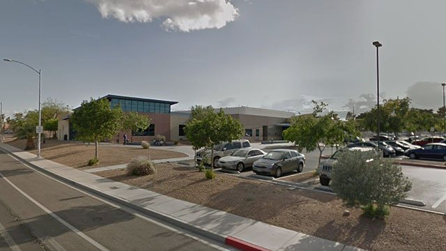 Street view of the Animal Foundation in an undated imaged. (Google Maps)