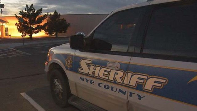 A Nye County Sheriff's Department patrol vehicle appears in this undated image. (FOX5/File)