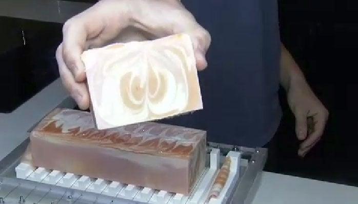 A Las Vegas teen created his own soap business. (FOX5)
