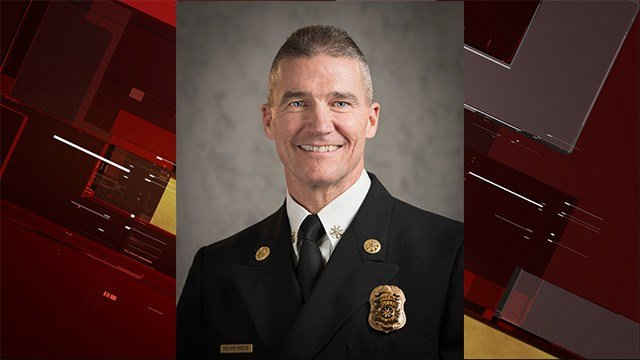 New Henderson Fire Chief Shawn White / Photo: City of Henderson