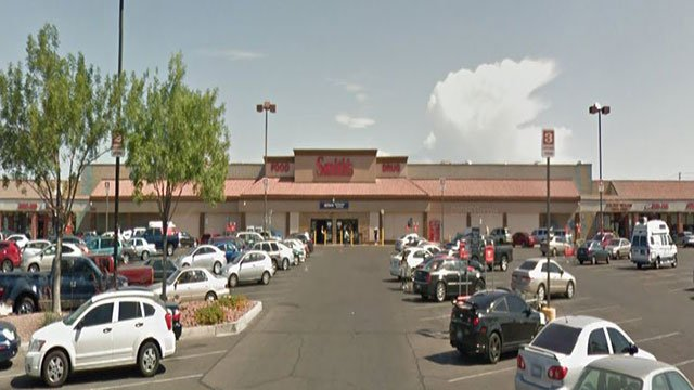 A mother left her baby inside a vehicle in a Smith's parking lot Sept. 2 (Google Maps).
