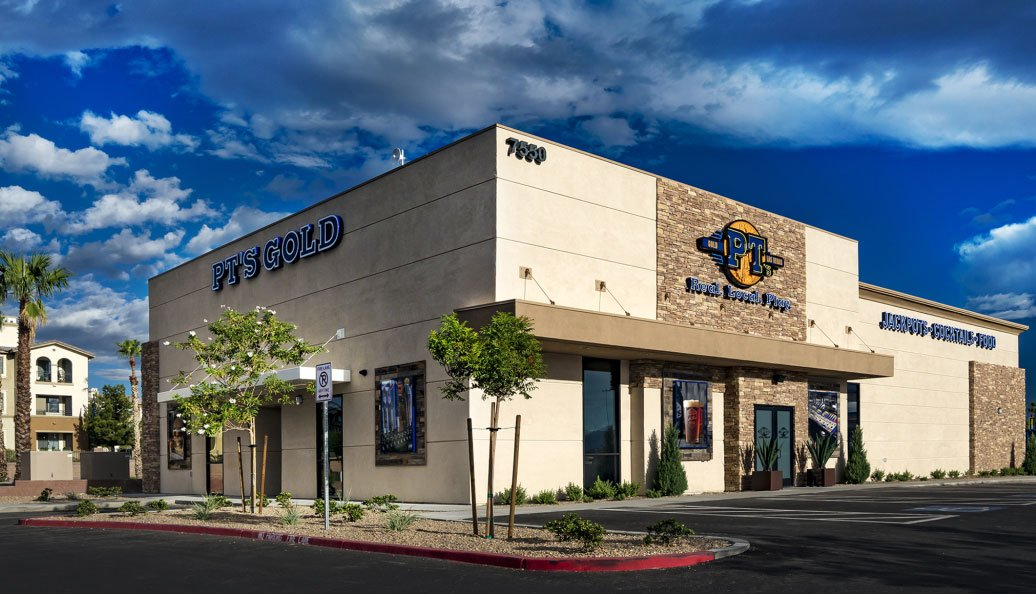 A new PT's Gold opened in northwest Las Vegas. (Golden Entertainment)